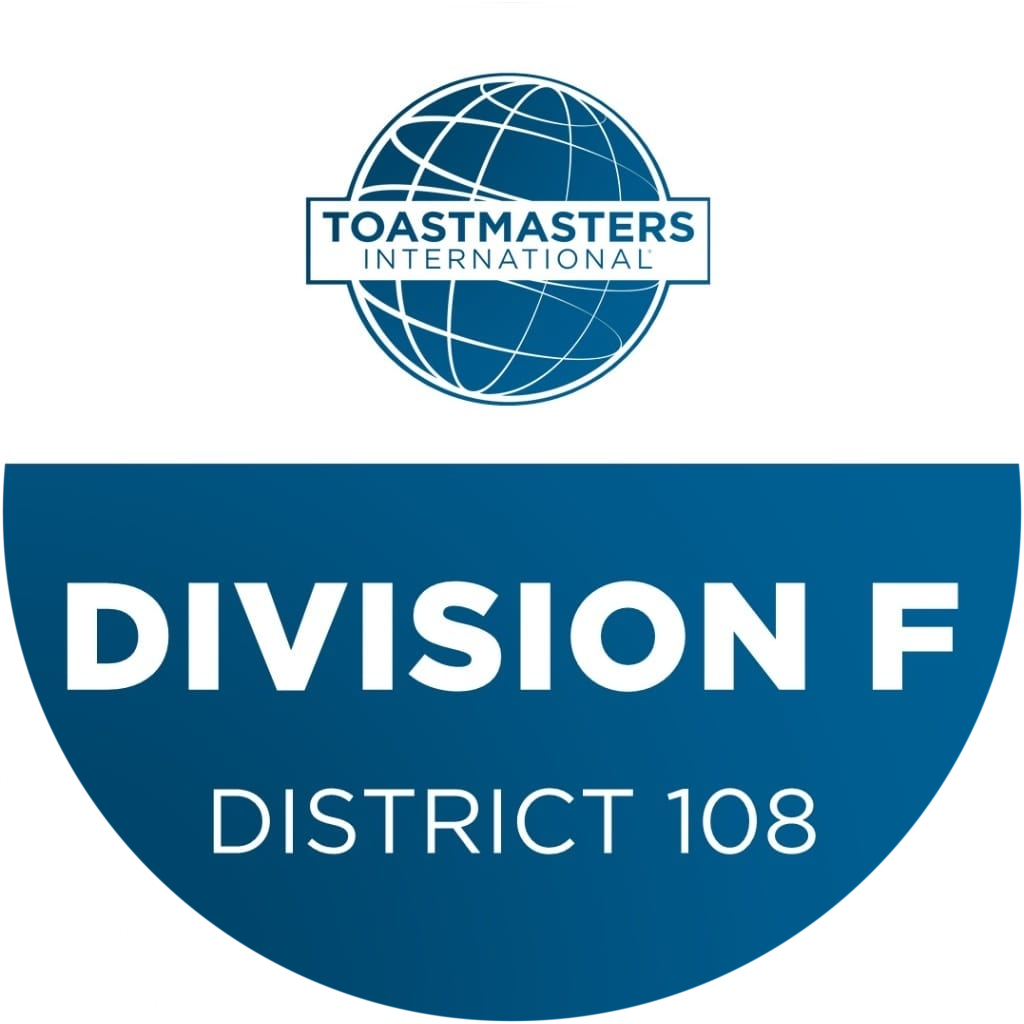 DIVISION F DISTRICT 108 – TOASTMASTERS RUSSIA